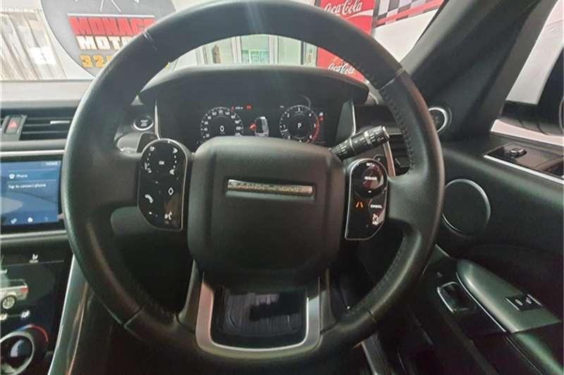 2019 Land Rover Range Rover Sport Range Rover Sport SDV6 SE