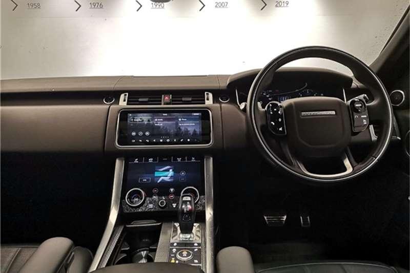 Land Rover Range Rover Sport SDV8 Autobiography Dynamic 2018