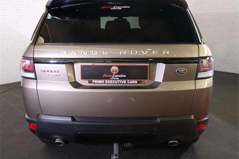 Land Rover Range Rover Sport SDV8 HSE 2015