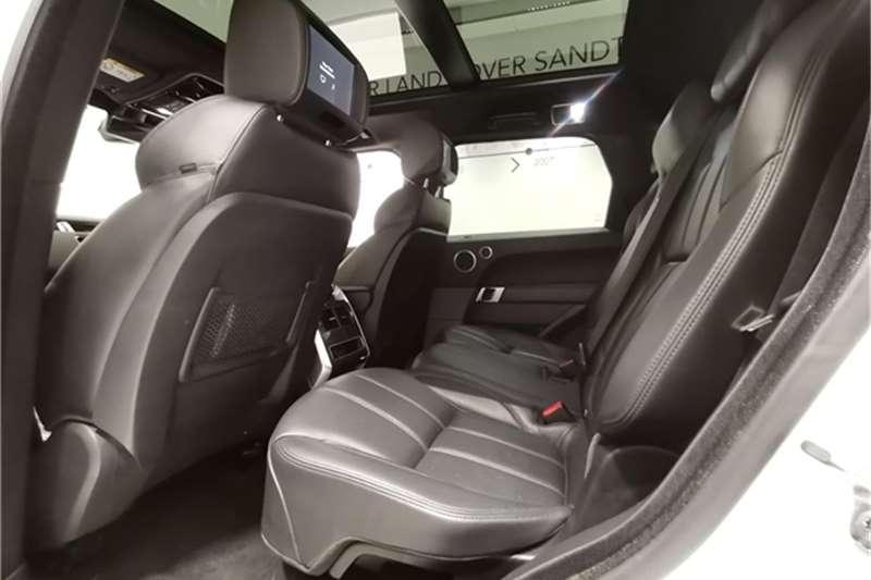 Land Rover Range Rover Sport SDV8 HSE 2016