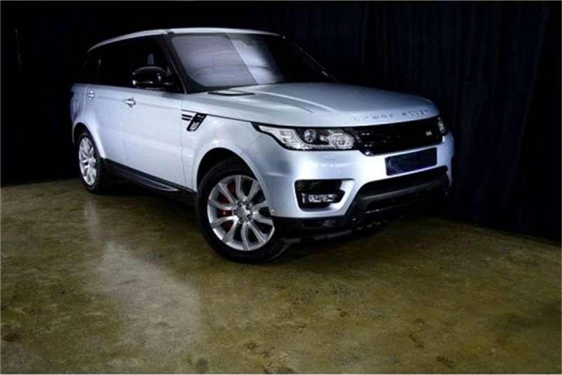 Land Rover Range Rover Sport SDV8 HSE Dynamic 2016