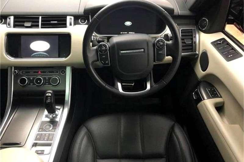 Land Rover Range Rover Sport SDV8 HSE Dynamic 2017