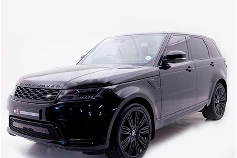 Land Rover Range Rover Sport SDV8 HSE Dynamic 2018