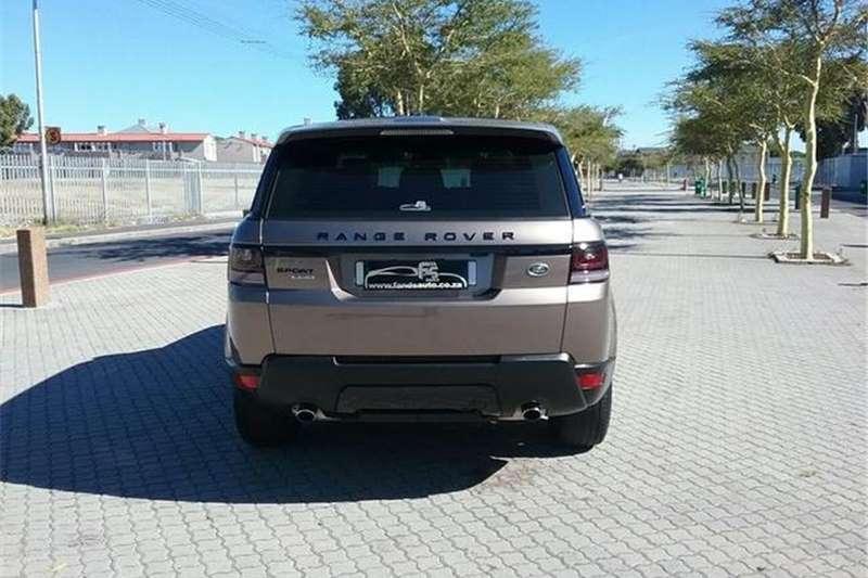 Land Rover Range Rover Sport SE SDV6 2016