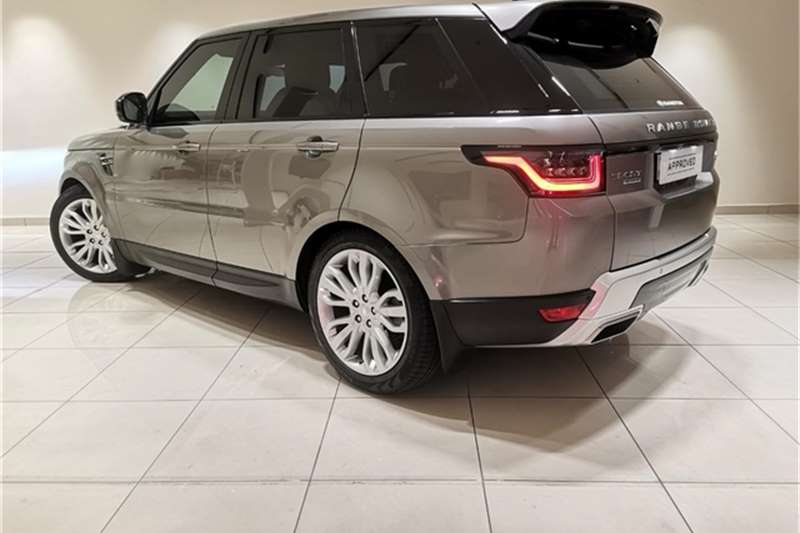 2018 Land Rover Range Rover Sport Range Rover Sport SE SDV6