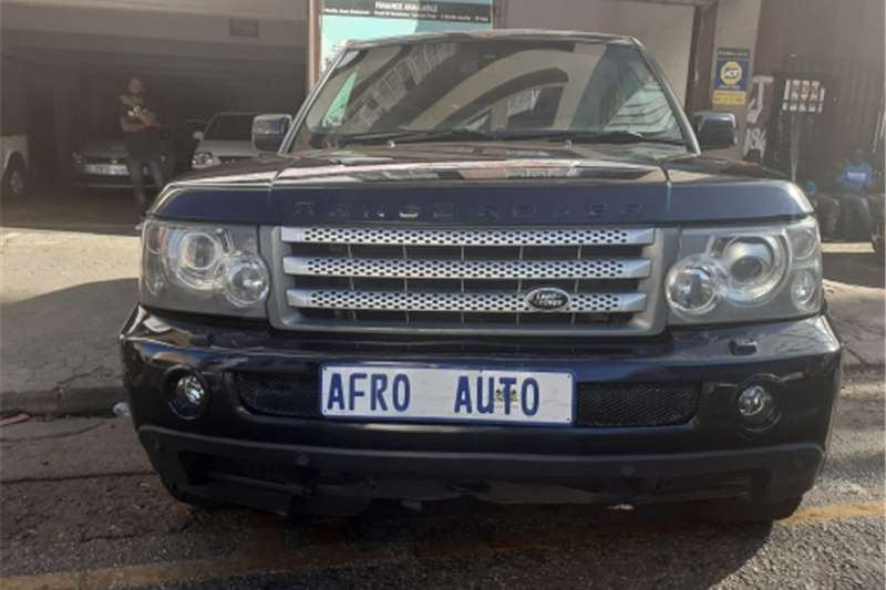 Used 2006 Land Rover Range Rover Sport