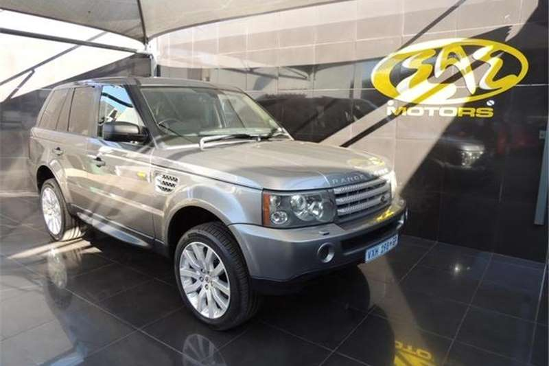 Land Rover Range Rover Sport Supercharged 2007