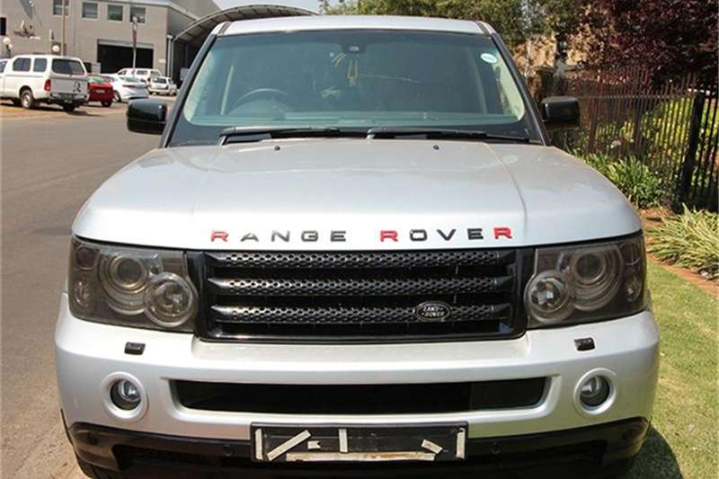 Land Rover Range Rover Sport Supercharged 2009