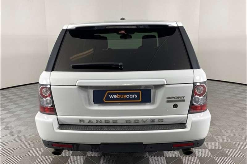 2011 Land Rover Range Rover Sport Range Rover Sport Supercharged