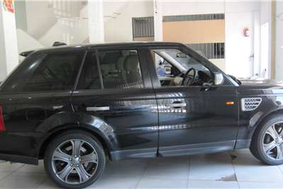Land Rover Range Rover Sport Supercharged Autobiography 2008