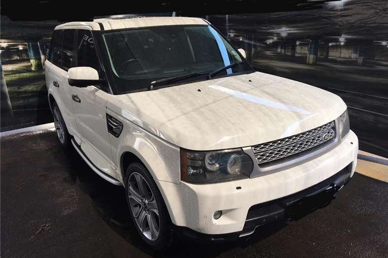 Land Rover Range Rover Sport Supercharged Autobiography Sport 2010