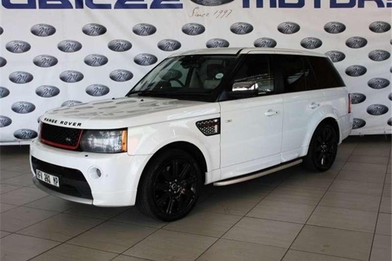 Range Rover Sport Autobiography >> Land Rover Range Rover Sport Supercharged Autobiography Sport 2012