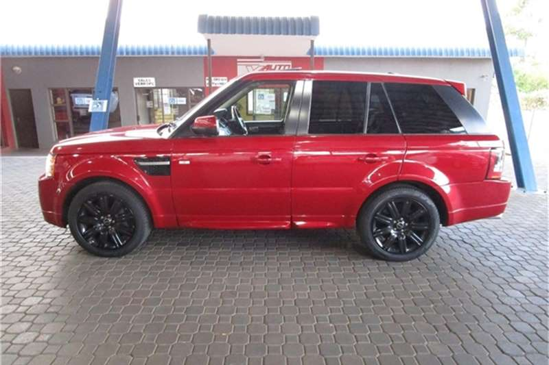 Land Rover Range Rover Sport Supercharged Autobiography Sport 2012