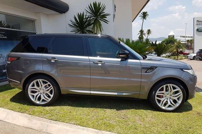 Land Rover Range Rover Sport Supercharged Autobiography Sport 2015
