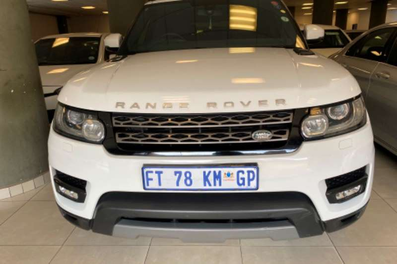 Land Rover Range Rover Sport Supercharged Autobiography Sport 2016