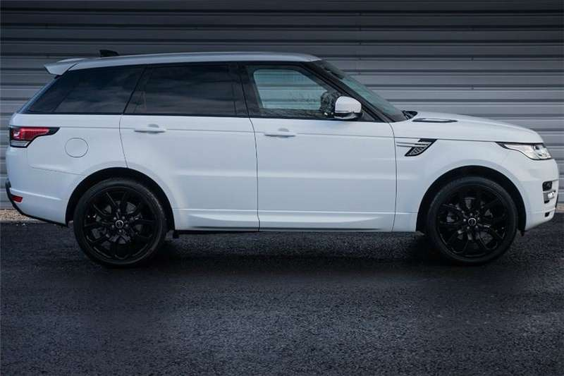 Land Rover Range Rover Sport Supercharged Autobiography Sport 2017