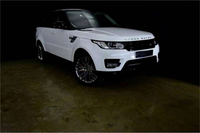 Land Rover Range Rover Sport Supercharged HSE Dynamic 2014