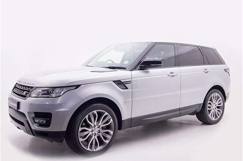 Land Rover Range Rover Sport Supercharged HSE Dynamic 2015