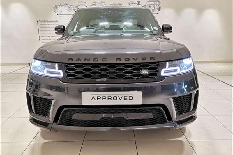 2019 Land Rover Range Rover Sport Range Rover Sport Supercharged HSE Dynamic