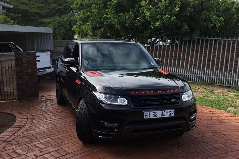 Land Rover Range Rover Sport Supercharged LE 2016