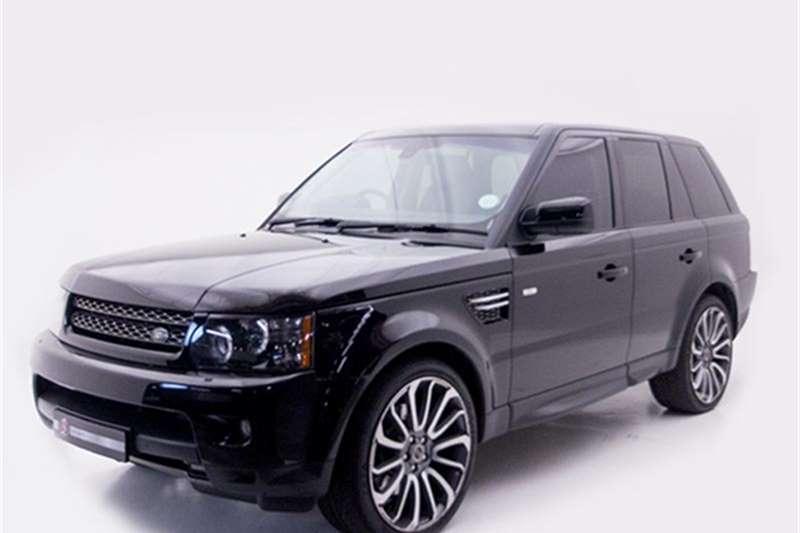 Land Rover Range Rover Sport TDV6 HSE 2012