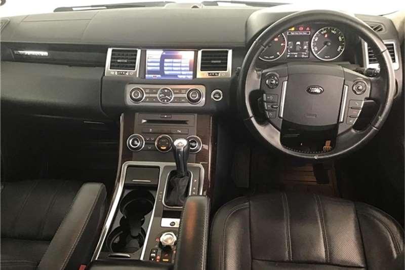 Land Rover Range Rover Sport TDV6 HSE Luxury 2011