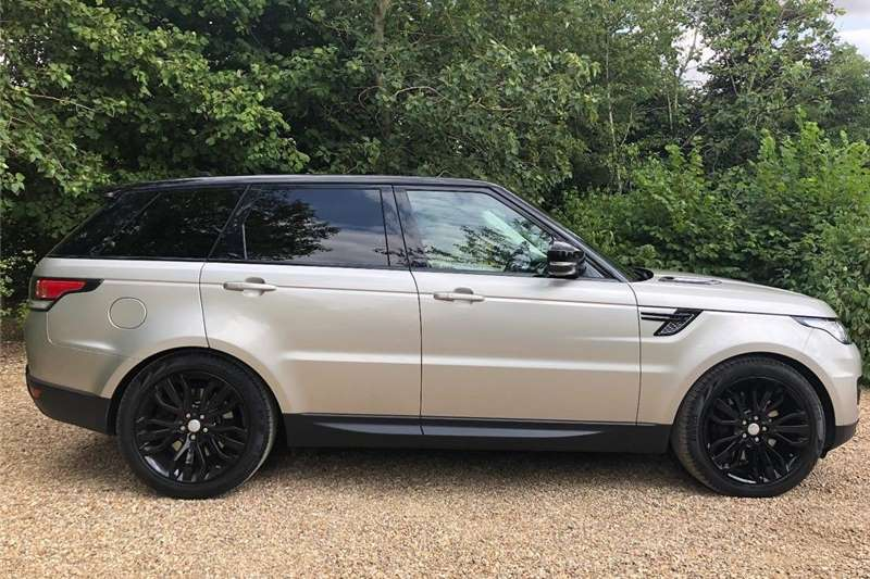 Land Rover Range Rover Sport TDV6 HSE Luxury 2015
