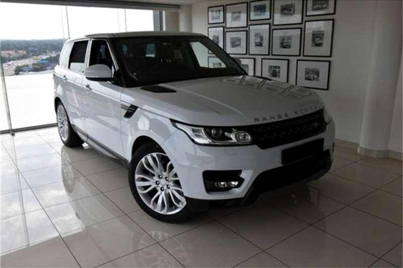 Land Rover Range Rover Sport TDV6 S 2017