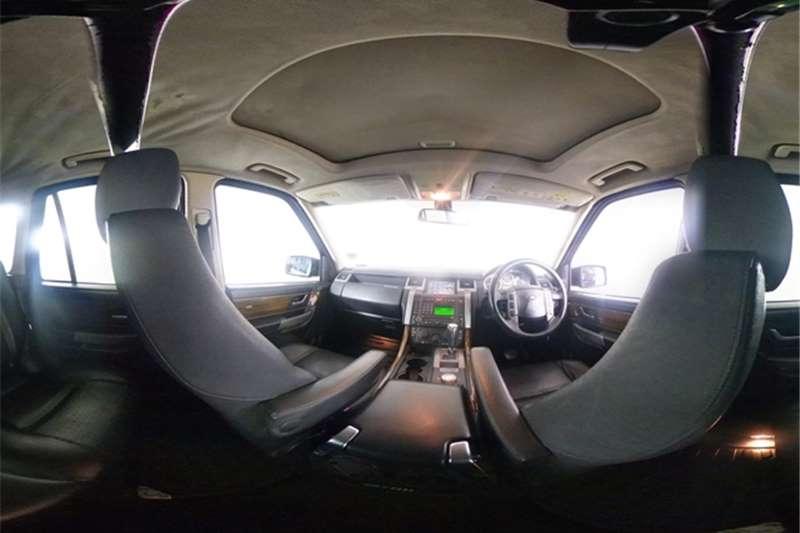2008 Land Rover Range Rover Sport Range Rover Sport TDV8 HSE