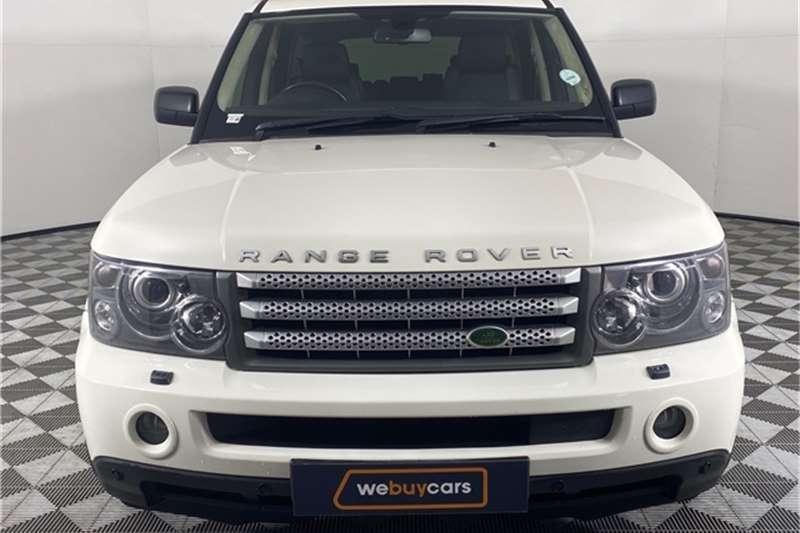 2009 Land Rover Range Rover Sport Range Rover Sport TDV8 HSE