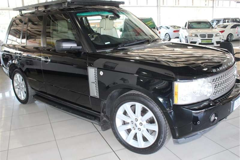 Land Rover Range Rover Supercharged 1500
