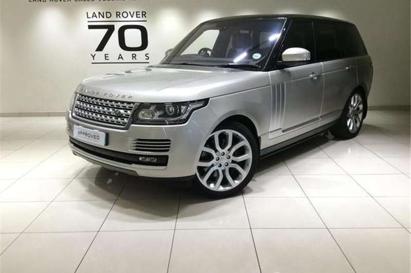 Land Rover Range Rover Supercharged Autobiography 2016