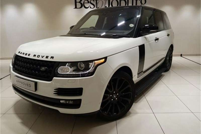 Land Rover Range Rover Supercharged Autobiography 2018