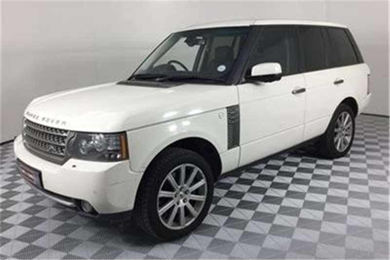 Land Rover Range Rover Supercharged Vogue SE 2010