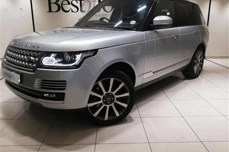 Land Rover Range Rover Supercharged Vogue SE 2014
