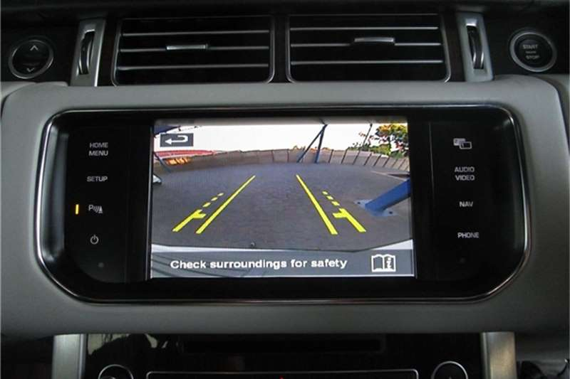 Used 2014 Land Rover Range Rover Supercharged Vogue SE