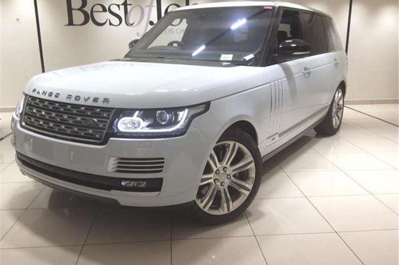 Land Rover Range Rover SVAutobiography Dynamic Supercharged 2019