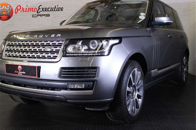 Land Rover Range Rover TDV6 Vogue 2015