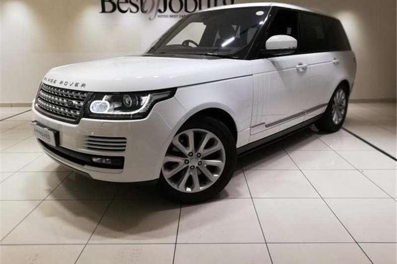 Land Rover Range Rover TDV6 Vogue 2017
