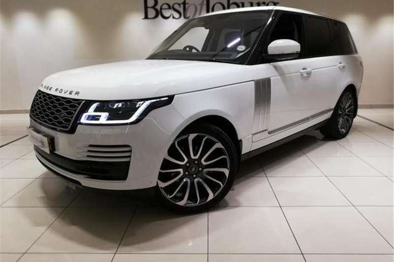 Land Rover Range Rover TDV6 Vogue 2018