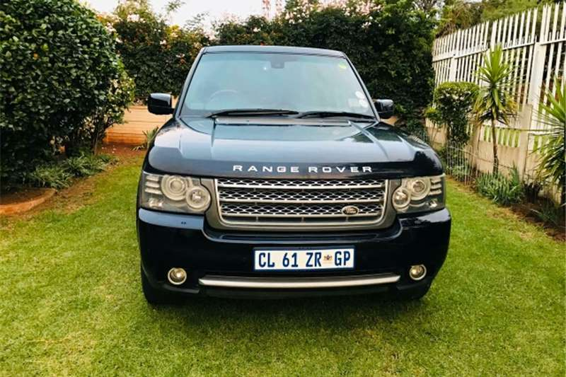 Land Rover Range Rover TDV8 Vogue 2013