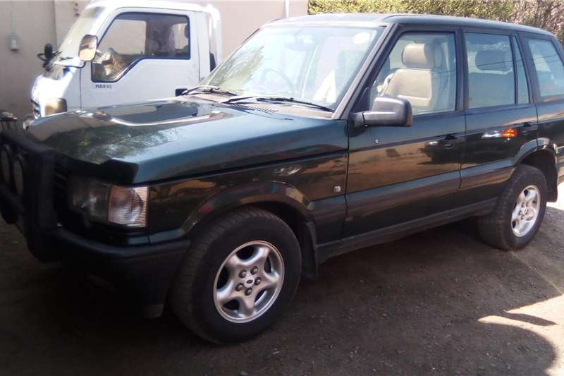 Land Rover Range Rover V8 HSE 1998