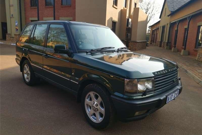 Land Rover Range Rover V8 Vogue 2002