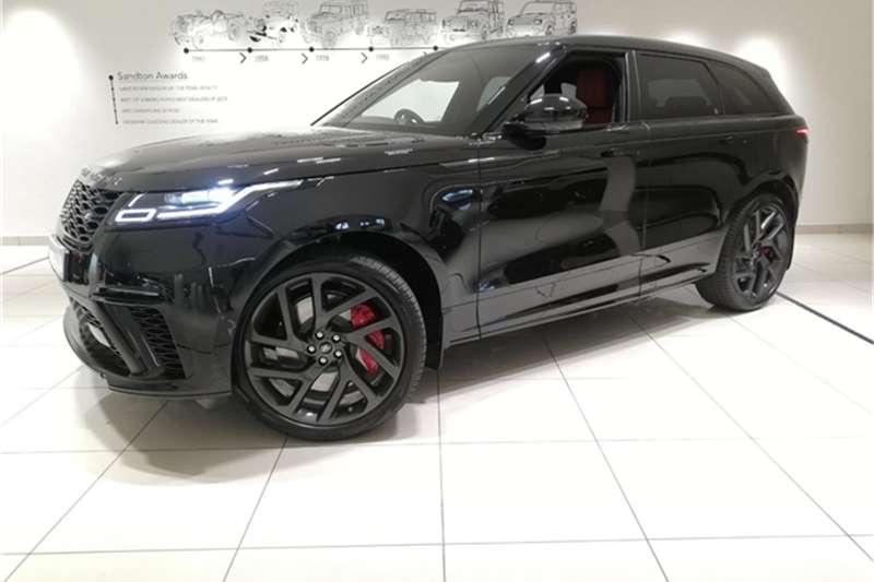 Land Rover Range Rover Velar 5.0 V8 SVAD 2019