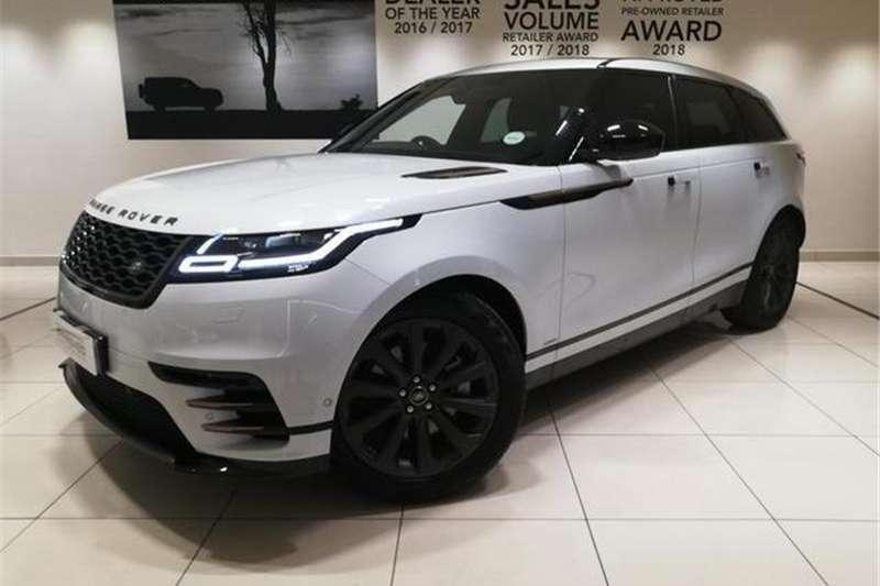 2018 Land Rover Range Rover Velar VELAR 3.0 D SE