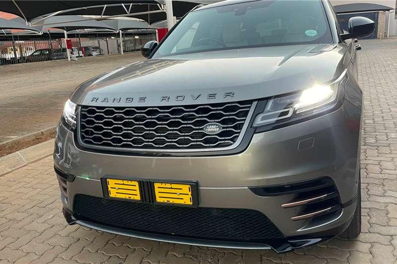 Used 2017 Land Rover Range Rover Velar P300 R Dynamic