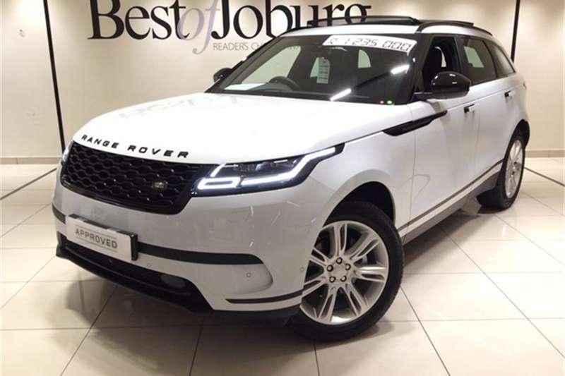 Land Rover Range Rover Velar VELAR 2.0D HSE 2018