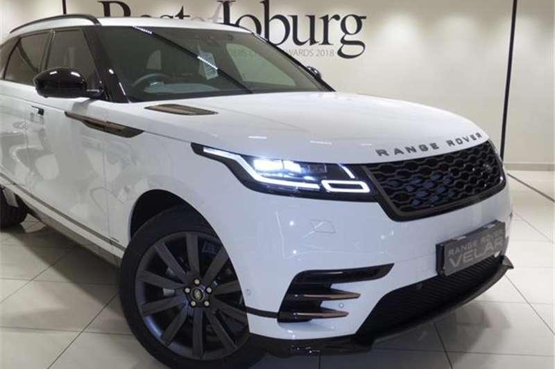 Land Rover Range Rover Velar VELAR 2.0D HSE 2019