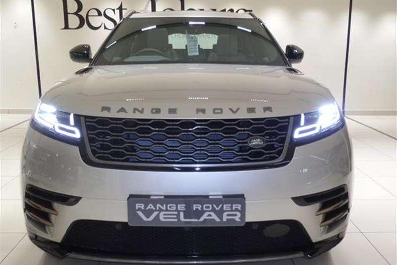 2019 Land Rover Range Rover Velar VELAR 2.0D HSE