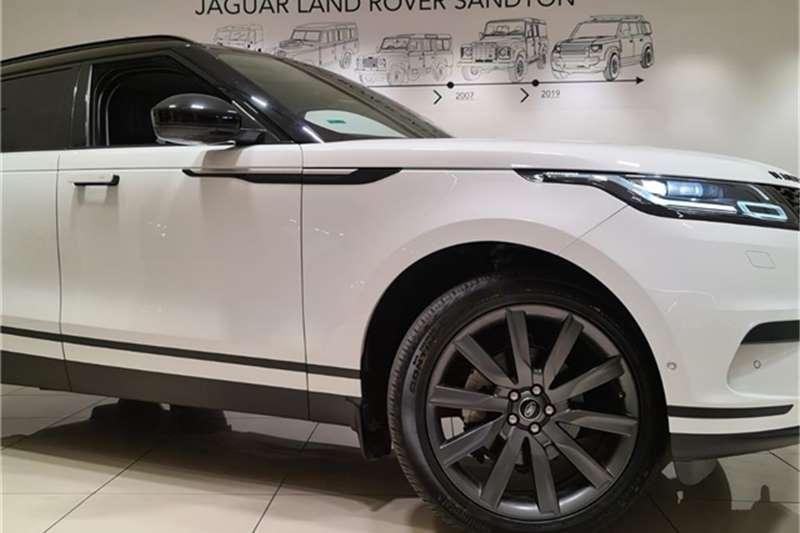 Land Rover Range Rover Velar VELAR 2.0T HSE 2018